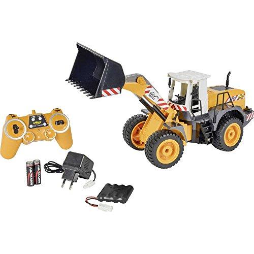 RC Auto kaufen Baufahrzeug Bild: Carson 500907283 1:20 Radlader 2.4G 100% RTR*