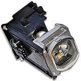 HFY Marbull VLT-XL650LP/915D116O09 Lámpara de Repuesto con Carcasa para proyector Mitsubishi HL650U WL2650 WL2650U WL639U XL650U XL2550 XL650 HL2750U MH2850U WL639 XL650LP XL2550U
