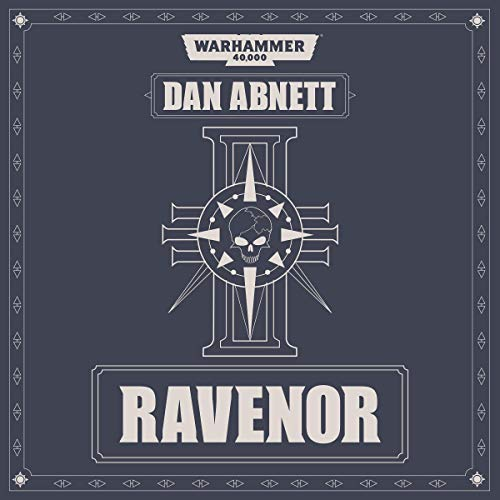 Ravenor audiobook cover art