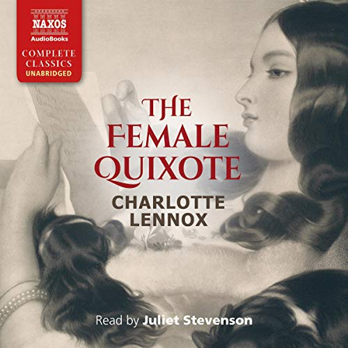 The Female Quixote  By  cover art
