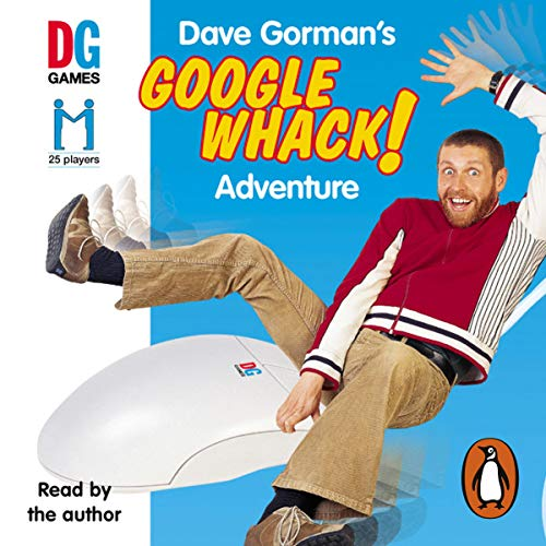 Dave Gorman's Googlewhack Adventure Audiobook By Dave Gorman cover art