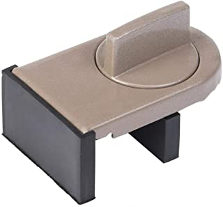 Sliding Window Safety Lock Metal Anti-Theft Sliding Sash Stopper Cabinet Locks Baby Kids Child Safety Doors Lock