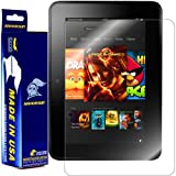 ArmorSuit MilitaryShield Screen Protector for Kindle Fire 7' (2012, 1st Gen) - [Max Coverage] Anti-Bubble HD Clear Film