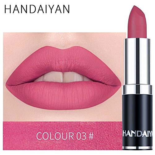 Matte Samt Lippenstifte Make-up Frauen Wasserdichte Lip Batom Kosmetik Red Lip Balm Marke Lip Sticks...