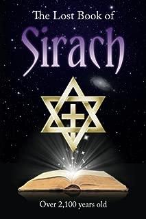 Best ben sirach text Reviews