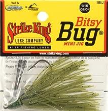 Strike King Bitsy Bug Mini Jig Bait