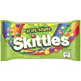 SKITTLES Crazy Sours Fruits Acidulés Sachet de 36 x 45 g