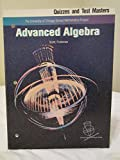 UCSMP Advanced Algebra Quizzes & Test Masters (University of Chicago School Mathematics Project)