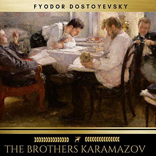 The Brothers Karamazov Titelbild