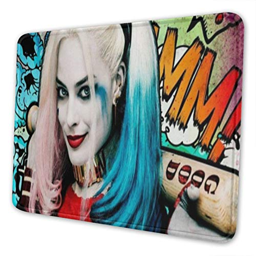 Mouse Pad Mouse Pad Gaming Anime Office Rubber Base Personalized 3D Custom Design Mouse Mat for Computer/Laptop 7×8.6in