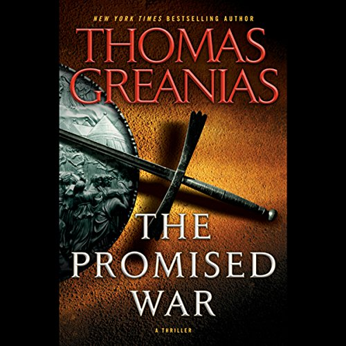 The Promised War audiobook cover art