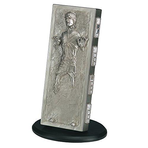 Star Wars- Elite Collection Figura Solo IN Carbonite, Color Standard (Attakus 3700472004274)