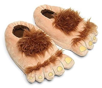 ZENDY fantaisie pantoufles de coton intérieur