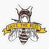 Save The Bees! Pegatinas (3 Unidades/Paquete)