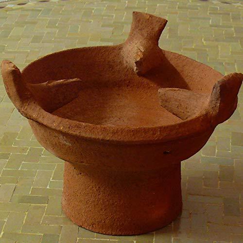 Marokkanische Tajine Stövchen Holzkohle Grill Majmar Ø 35 cm - 905195-0001