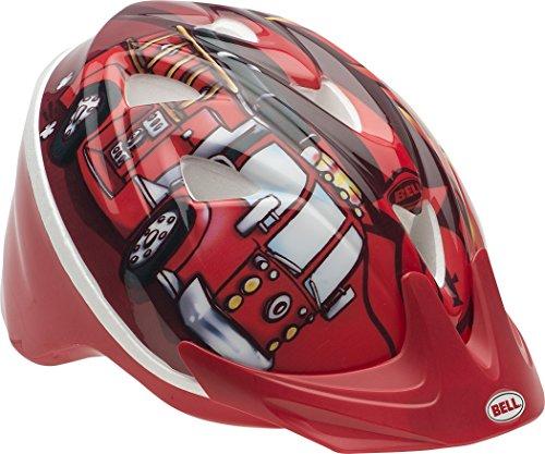 BELL Mini Infant Bike Helmet- Red Fire Truck (7063265)