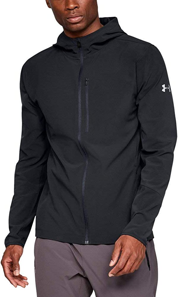 Under Armour mens Outrun the Storm Jacket V2