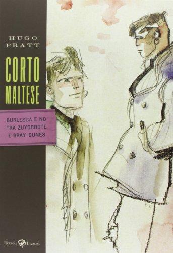 Corto Maltese. Burlesca e no tra Zuydcoote e Bray-Dunes