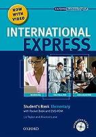 International Express Elementa Student Book w/PB/Multi-ROM/DVD