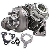 GT1749V 717858 Turbo para Audi A4 A6 para VW Passat B6 2.0 1.9tdi 130hp-96kw Turbotcharger Turbine + Juntas