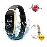 SAVFY Fitness Tracker, Activity Tracker with Heart...