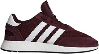 Adidas ORIGINALS I-5923 Mens Fashion Lace Up Running Trainers Shoes - Maroon