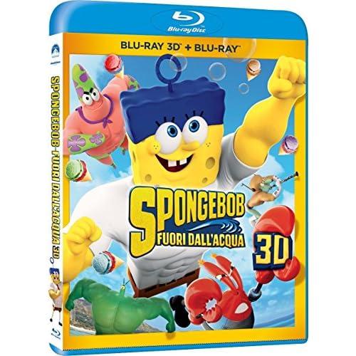 SpongeBob: Fuori dall'Acqua 3D (2 Blu-Ray);The SpongeBob Movie - Sponge Out Of Water;The SpongeBob Movie: Sponge Out of Water