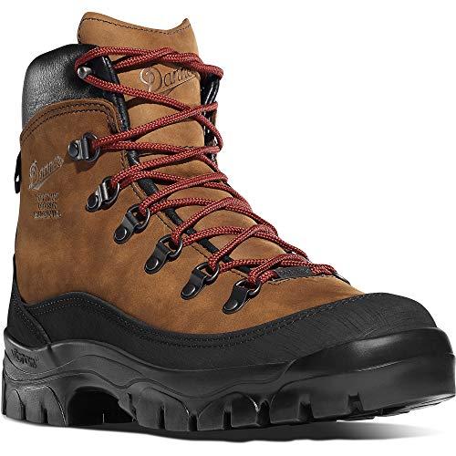 Danner Women's 37414 Crater Rim 6' Gore-Tex Hiking Boot, Brown - 8.5 M