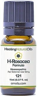 #1 Rosacea Treatment Alternative: H-Rosacea Formula - The Natural Way for Facial Redness, Bumps and Irritat...