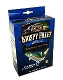 Carbon Express Eastman Outdoors Krispy Fillet Seasoning - Crispy Fish Fry Breading Batter Mix - Pub...