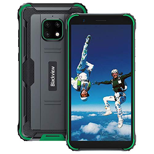 Móvil Resistente, Blackview BV4900 Pro Android 10, 5.7