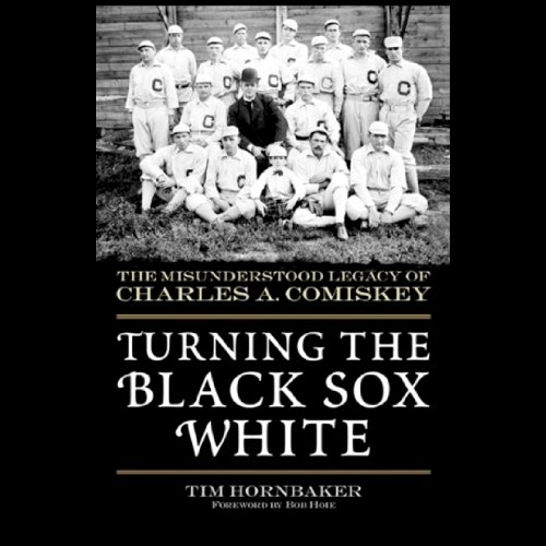 Turning the Black Sox White audiobook cover art