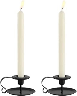 Details about  /wax table Wrought iron candlestick Suitable for TV  wine wall cabinet