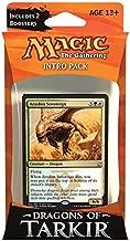Magic The Gathering Dragons of Tarkir Massed Ranks Intro Deck