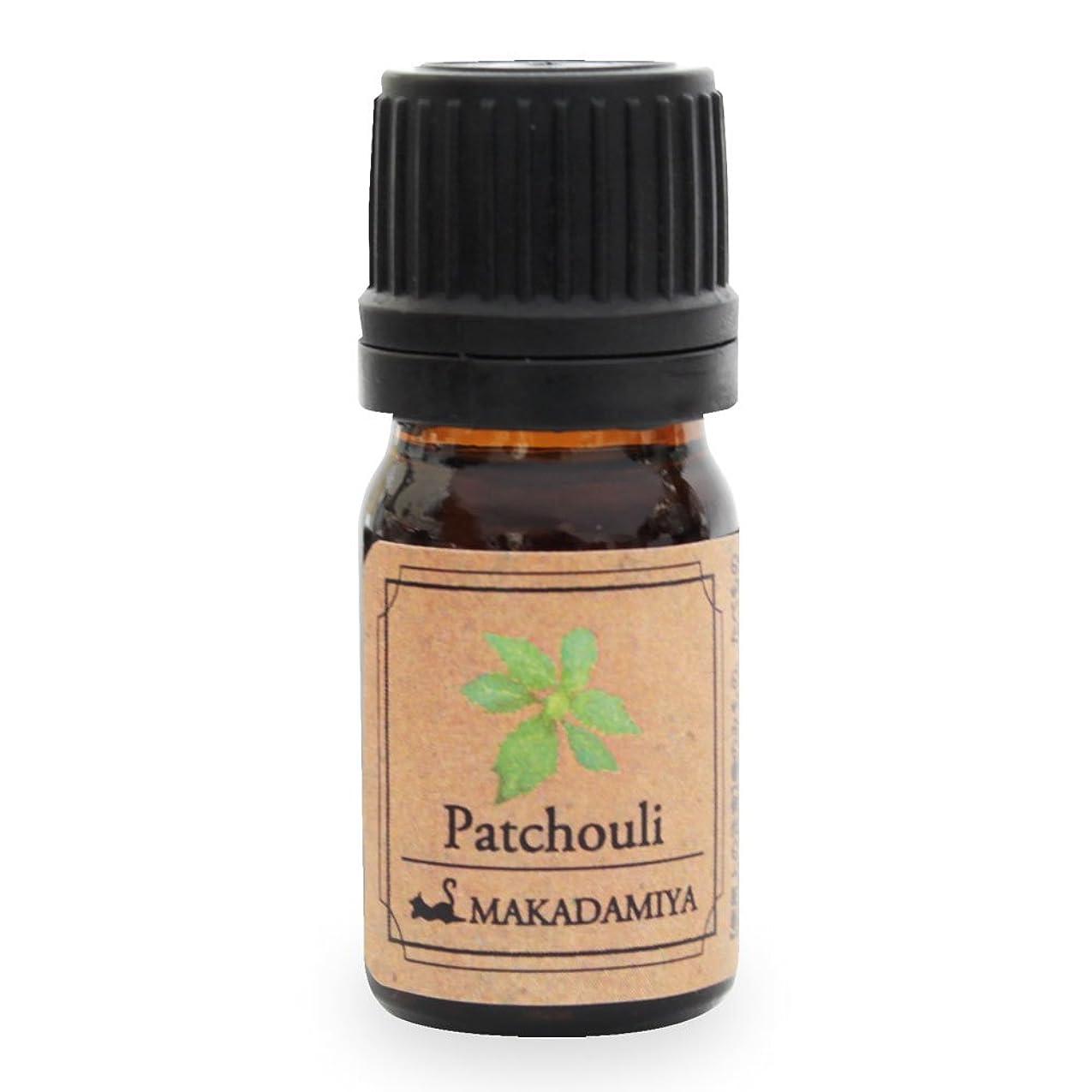 失礼なに勝る騒ぎパチュリ5ml 天然100%植物性 エッセンシャルオイル(精油) アロマオイル アロママッサージ aroma Patchouli