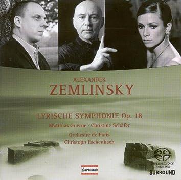 Zemlinsky, A.: Lyric Symphony