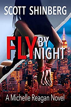 Fly by Night: A Riveting Spy Thriller (Michelle Reagan Book 3) by [Scott Shinberg, Becky Stephens]
