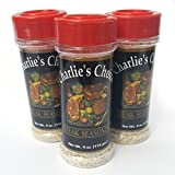 Charlie's Choice Special Steak Seasoning 3 Pk Best for All Meats (Including grill Sirloin, Ribeye,...