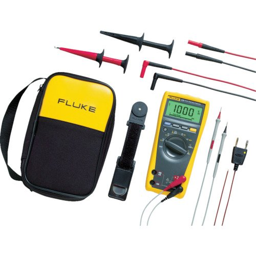 Fluke 179/EDA2 6 Piece Industrial Electronics Multimeter...