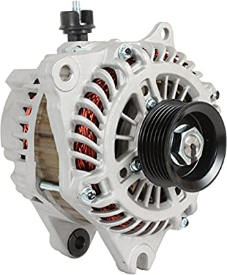 DB Electrical AMT0225 New Alternator For 3.5L 3.5 Ford Edge 07 08 09 10 11 12 13, Fusion 10 11 12, Taurus 08 09 10 11 12 13, Lincoln Mks 10 11 12, Mkx 08 09 10, Mkz 07 08 09 10 11 12 7T4T-10300-AD