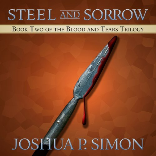 Steel and Sorrow audiobook cover art