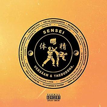 Sensei (feat. Kahj, Cam the Underacheefer & Wilfred Bones)