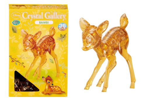 Crystal Gallery Bambi (japan import)