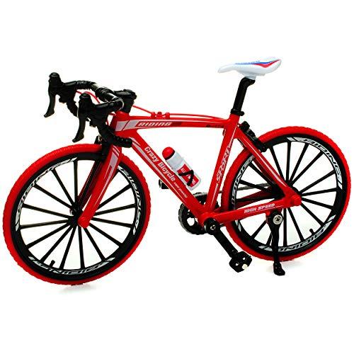 mächtig der welt alles-meine.de GmbH Groß – Fahrrad / Rennrad – Fahrrad – Elektrofahrrad – Rot und Schwarz – 18 cm – Stabil…