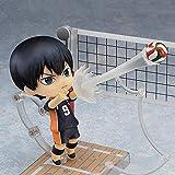 Xtxzq Action Man Figure Anime Figure Haikyu Hinata Shoyo Kageyama Tobio Oikawa Tooru Kozume Kenma Action Sport Kids Toys Doll-C Height Approx10CM. Best Gift for Kids Adults and Anime Fans