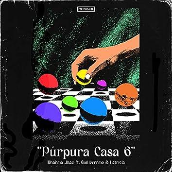 Púrpura Casa 6