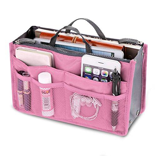 Aulei Women Insert Handbag Tasche Taschen Organiser Purse Large Liner Organizer Bag Tidy Travel TXSP