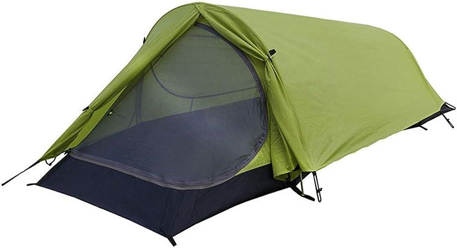 XCZP Tente Tente Simple Ultra-Légère Extérieure Imperméable à l'eau 1 Tente De Camping Tente De Tunnel Tente De Camping