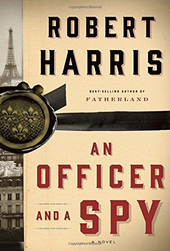 Image of An Officer and a Spy: A novel
