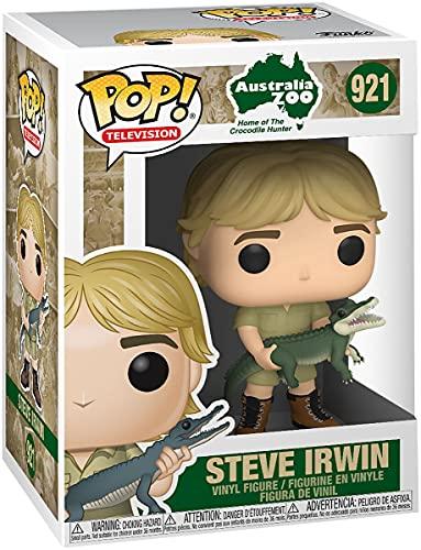 Funko Pop! TV: Crocodile Hunter - Steve Irwin Chase (Stlyes May Vary)